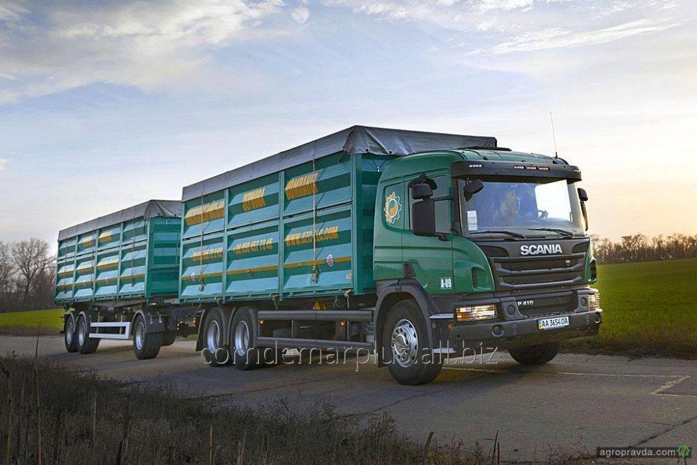Заказать Требуются услуги по перевозки зерновых