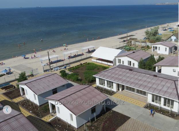 Заказать Парк-отель Березка Коблево на берегу Черного моря