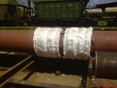 Заказать Термообработка сварных соединений трубопроводов и деталей