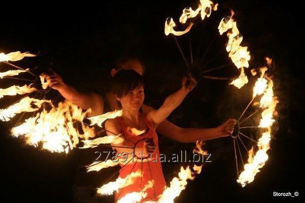 Заказать Шоу огня. Огненное, дневное, пиротехническое шоу с использованием огненных инсталляций