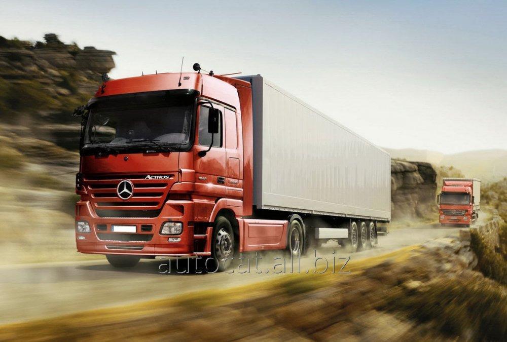 Международная доставка грузов  Лихтенштейн – Украина