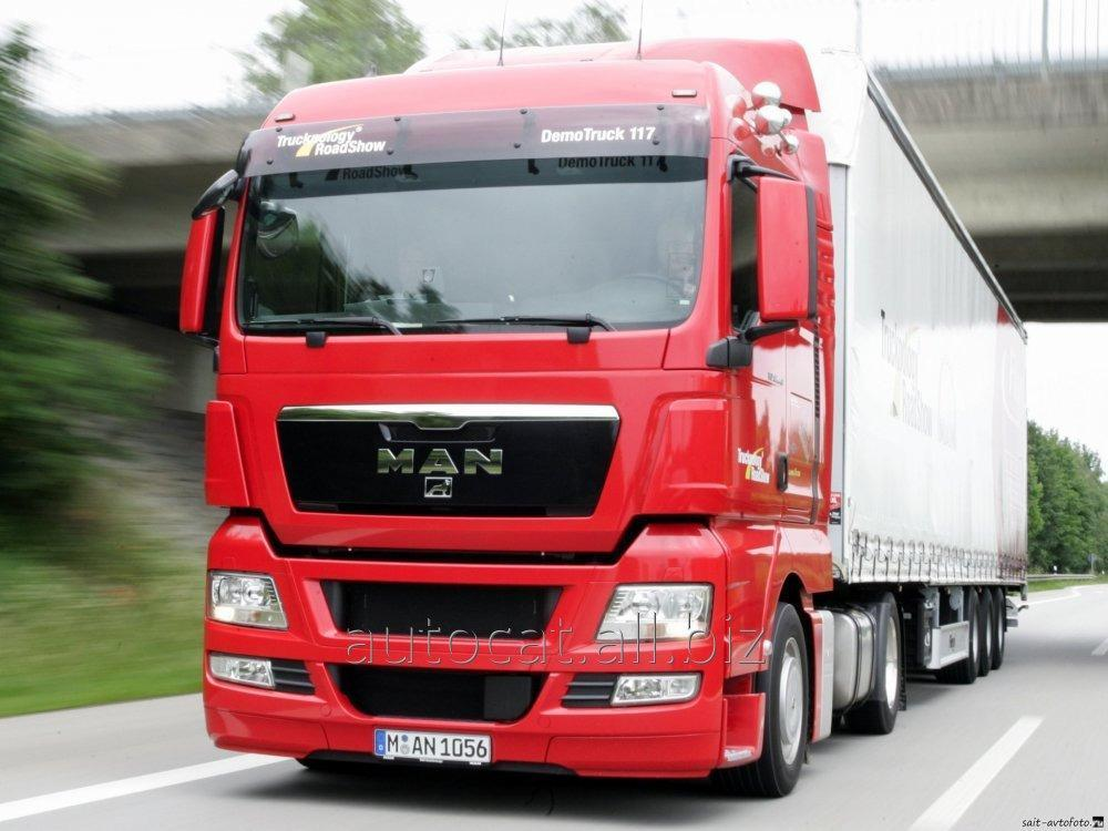 Перевозка гуманитарных грузов  Лихтенштейн – Украина