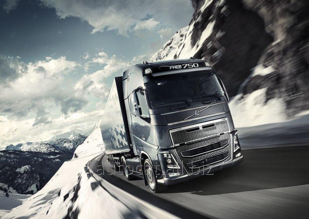 Международная доставка грузов  Голландия – Украина