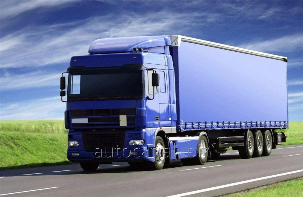 Trucking Azerbaidžan - Ukraina