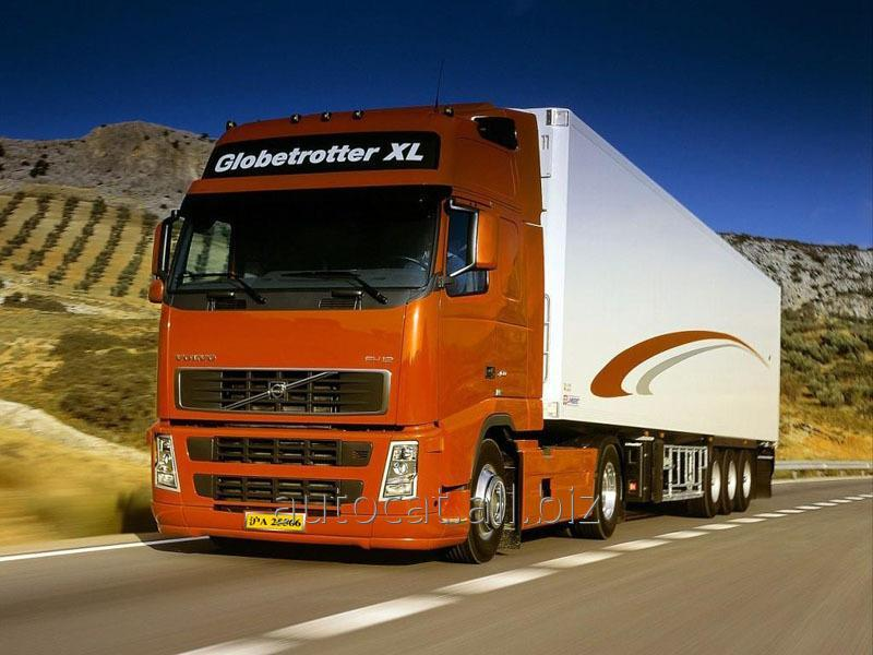 Грузоперевозки международные автотранспортом