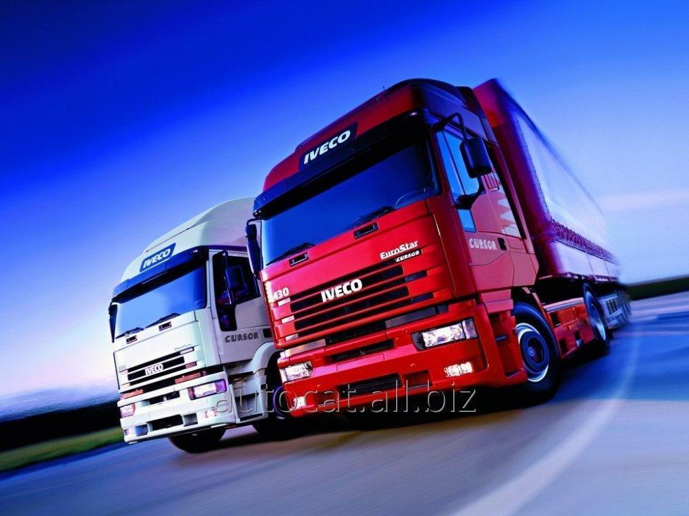 Order Transportation cargo international