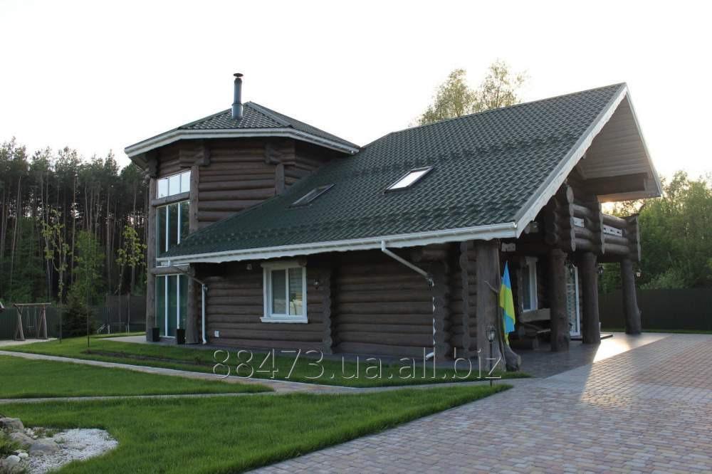 Заказать Качественное строительство домов из дерева