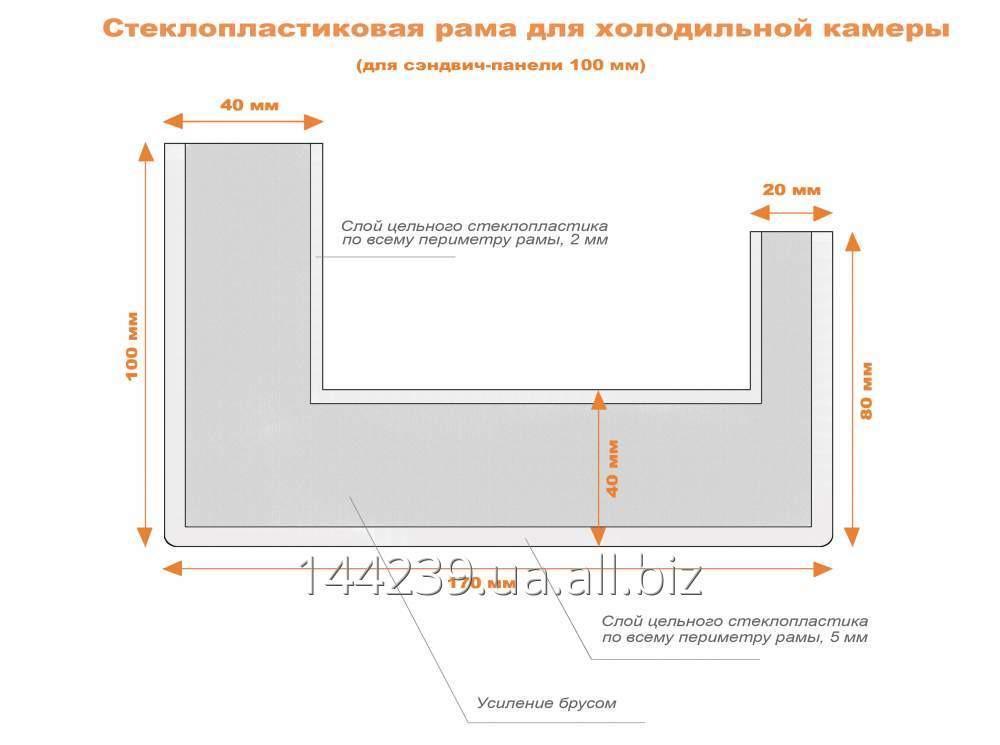 Ремонт двери для холодильных и морозильных камер