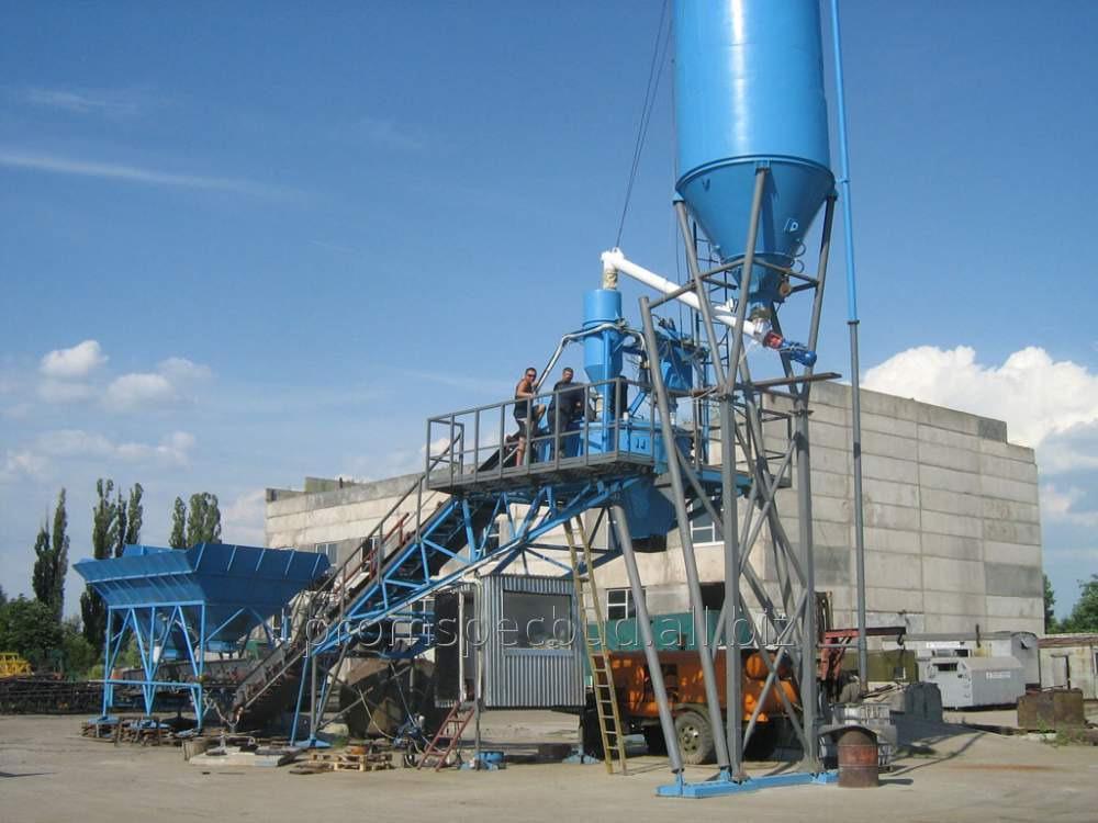 Заказать Производство бетона
