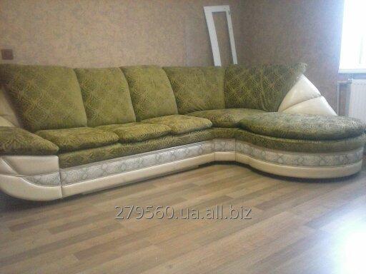 Заказать Перетяжка и ремонт мягкой мебели по региону