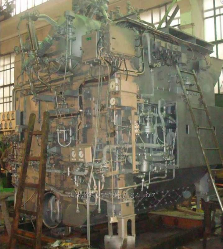Ремонт судовых котлов и теплообменных аппаратов