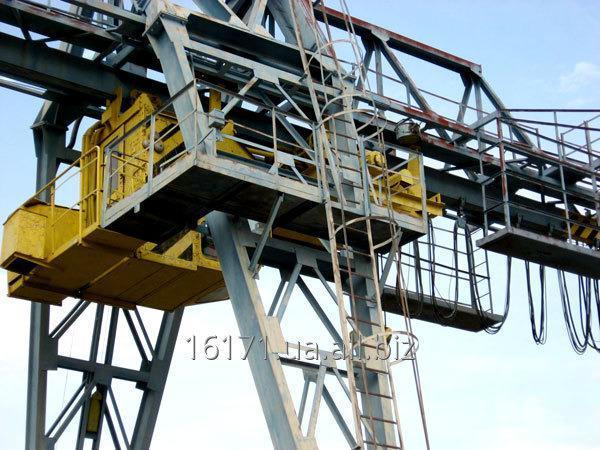 Заказать Услуга ремонт, модернизация и реконструкция грузоподъемных механизмов