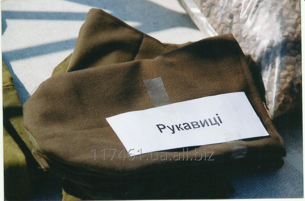 Заказать Пошив рукавиц