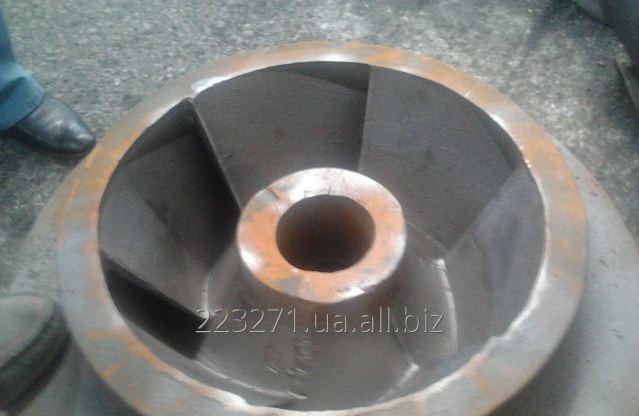 Заказать Изготовление запасных частей к центробежным насосам
