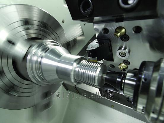 Заказать Услуга токарной обработки деталей из нержавеющей стали и цветных металлов