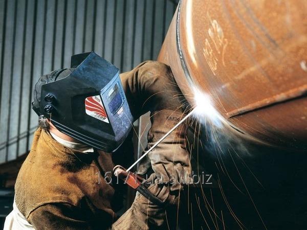Заказать Услуга сварка электродуговая, полуавтомат и контактная, точечная до 3 мм