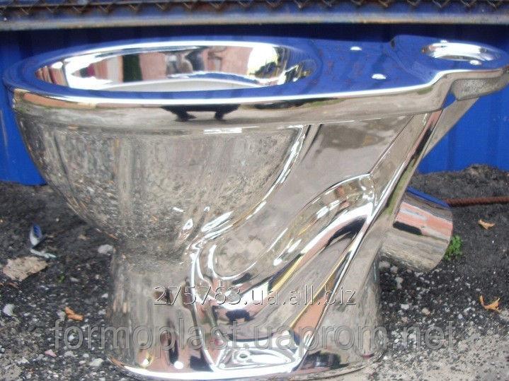 Заказать Металлизация, напыление серебром, металлизация поверхностей под серебро