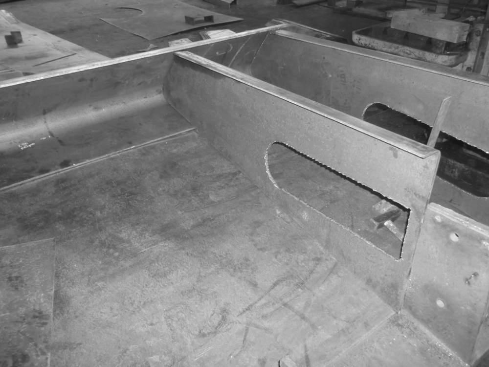 Заказать Деповской ремонт железнодорожных вагоновИзготовление и монтаж лобовых стенок вагона 2ВС - 105