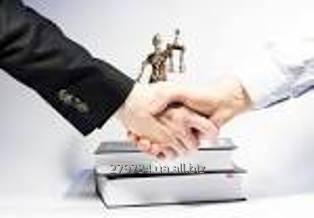Заказать Юридичні послуги, правова допомога та консультування