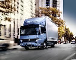 Заказать Грузоперевозки по Украине Mercedes Otego тент до 8 тонн 48 м3