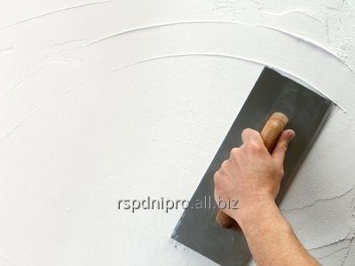 Заказать Шпаклевка стен и потолков