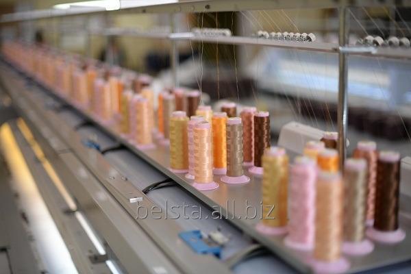 Моделирование, вишивка, нанесение узора на ткани с помощью вышивальных машин( Обувная фабрика)