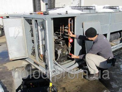 Заказать Техническое обслуживание холодильного оборудования