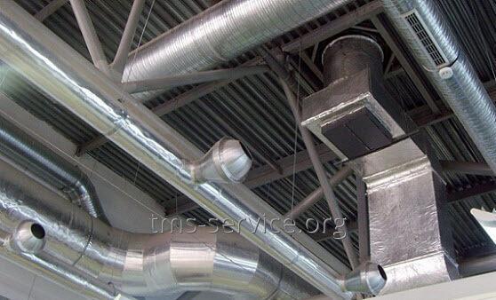 Заказать Проектирование систем вентиляции воздуха, воздуходов