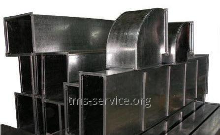 Заказать Производство систем кондиционирования воздуха, изготовление воздуховодов