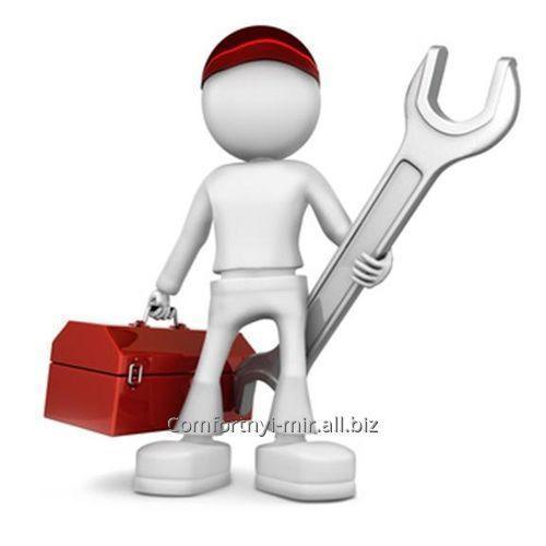 Заказать Услуга гарантийное и постгарантийное обслуживание