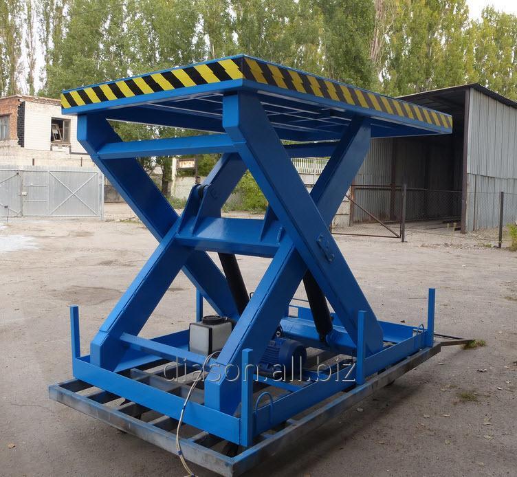 Заказать Изготовление грузовых платформ под заказ