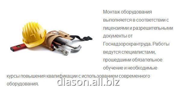 Заказать Монтаж, демонтаж и ремонт грузоподъемных кранов всех типов