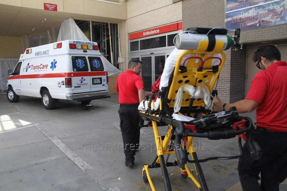 Заказать Перевозка лежачего больного из Феодосии в Полтаву