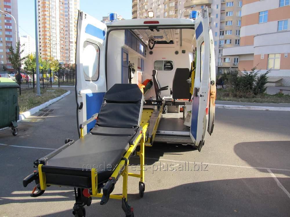 Заказать Транспортировка больного из Ялты в Нижний Новгород