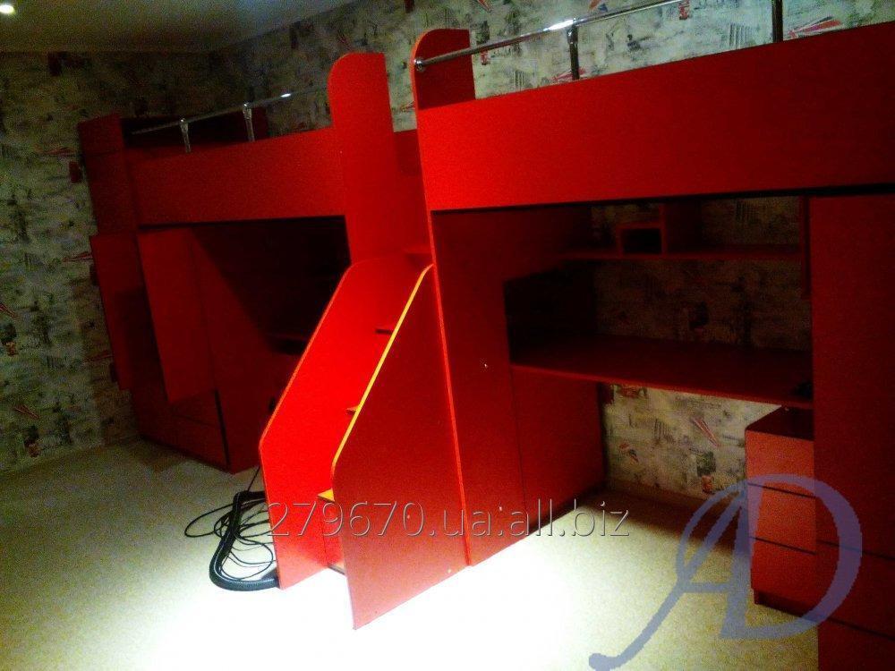 Заказать Корпусная мебель для детской комнаты