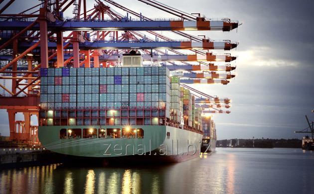 Заказать Морские контейнерные перевозки в Черноморском бассейне из ОАЭ