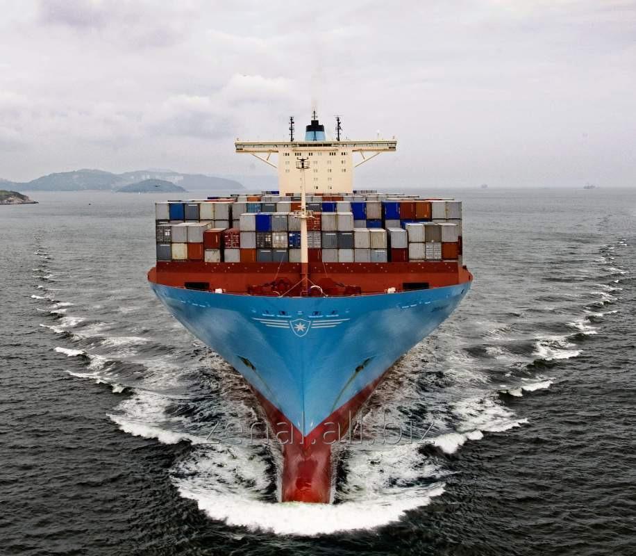 Заказать Морские контейнерные перевозки в Черноморском бассейне из Марокко