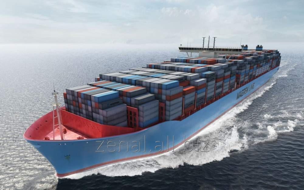 Заказать Морские контейнерные перевозки в Черноморском бассейне из Колумбии