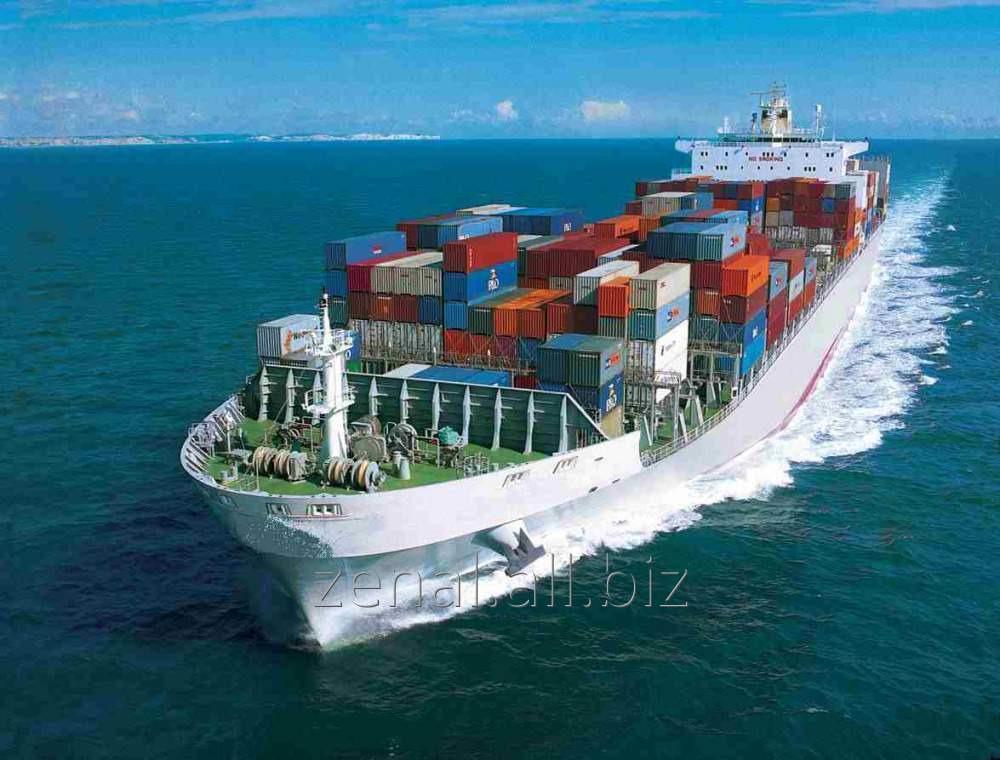 Заказать Морские контейнерные перевозки в Черноморском бассейне из Франции