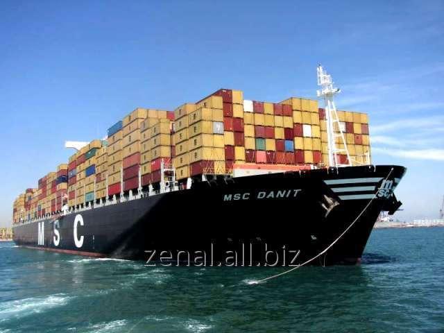 Заказать Морские контейнерные перевозки в Черноморском бассейне из Шри-Ланки