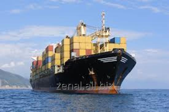 Заказать Морские контейнерные перевозки в Черноморском бассейне из Панамы