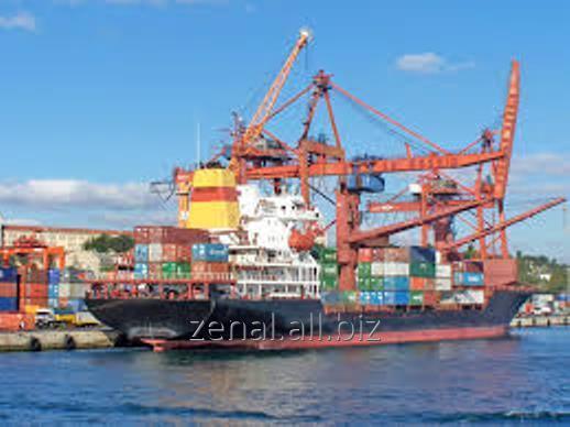 Заказать Морские контейнерные перевозки в Черноморском бассейне из Пакистана
