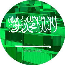 Заказать Морские контейнерные перевозки в Черноморском бассейне из Саудовской Аравии