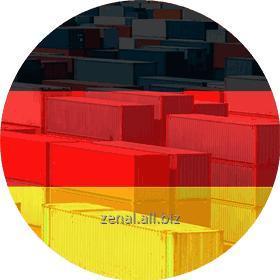 Заказать Морские контейнерные перевозки в Черноморском бассейне из Германии
