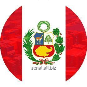 Заказать Морские контейнерные перевозки в Черноморском бассейне из Перу