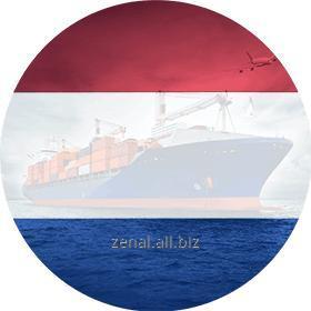 Заказать Морские контейнерные перевозки в Черноморском бассейне из Голландии