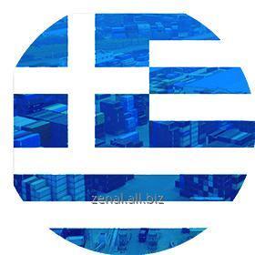 Заказать Морские контейнерные перевозки в Черноморском бассейне из Греции