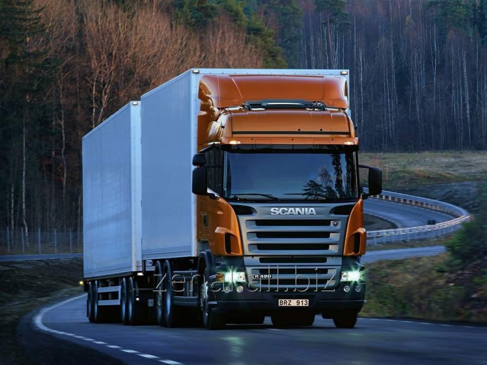 Заказать Доставка тяжелых грузов