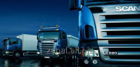 Заказать Доставка тяжелых грузов автотранспортом