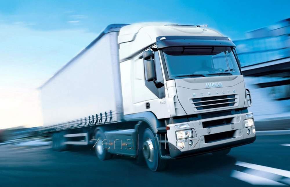 Заказать Рефрижераторные перевозки контейнеров собственным автотранспортом